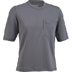 KETL Men's Merino Blend Short Sleeve Jersey Dark Gray