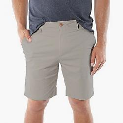 Tailor Vintage Men's Performance Stretch 9IN Chino Short Grey
