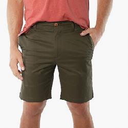 Tailor Vintage Men's Performance Stretch 9IN Chino Short Olive