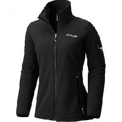 Columbia Titanium Women's Titan Pass II 2.0 Fleece Jacket Black