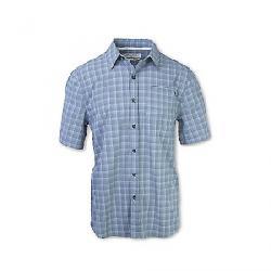 Purnell Men's 4-Way Stretch Quick Dry Plaid Shirt Grey Plaid
