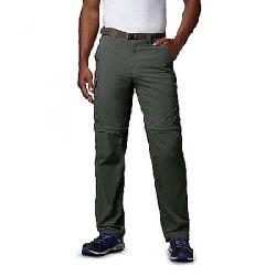 Columbia Men's Silver Ridge Convertible Pant Gravel F18