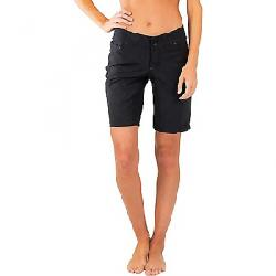 Shebeest Women's Skinny Americano Short Denim / Black