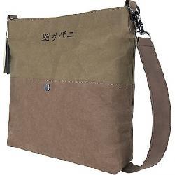 Sherpani Women's Aiko Shoulder Bag Olive/Brown
