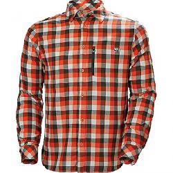 Helly Hansen Lokka Long Sleeve Shirt CHERRY TOMATO PLAID