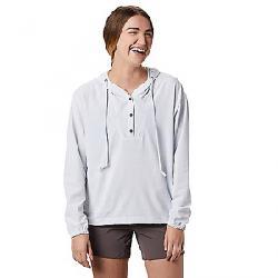 Mountain Hardwear Women's Mallorca Stretch LS Shirt Zinc