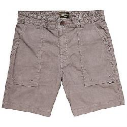 Howler Bros Men's Cornerstone Corduroy 9 Inch Short Flint Grey