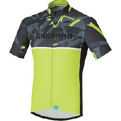 Shimano Men's Team Jersey Yellow
