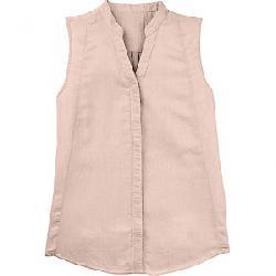 Nau Women's Aere Sleeveless Shirt Rosen Check