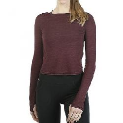 Vimmia Women's Cross Back LS Tee Crimson