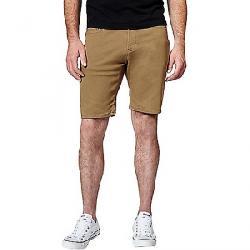 DU/ER Men's No Sweat Slim Fit Short Tobacco