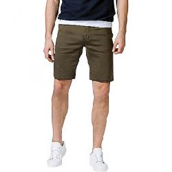 DU/ER Men's No Sweat Slim Fit Short Army Green