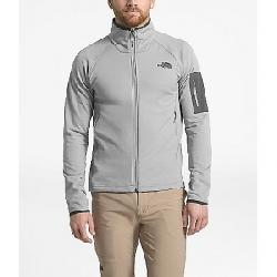 The North Face Men's Borod Full Zip Top Mid Grey / Asphalt Grey