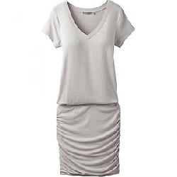 Prana Women's Foundation Dress Light Grey Heather
