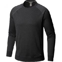 Mountain Hardwear Men's Firetower LS Crew Stealth Grey