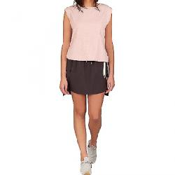 Indygena Women's Goma Top Pink Peach H
