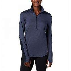 Columbia Women's Place to Place 1/2 Zip Top Dark Nocturnal