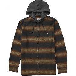 Billabong Men's Baja Flannel Shirt Black