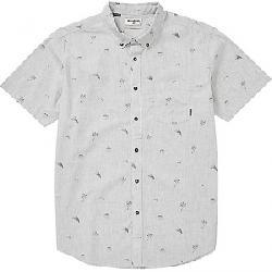Billabong Men's Sundays Mini SS Shirt Oatmeal