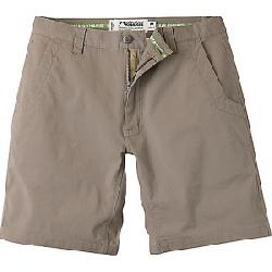 Mountain Khakis Men's All Mountain 8 Inch Relaxed Fit Short Firma