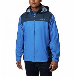 Columbia Men's Glennaker Lake Rain Jacket Blue Jay / Columbia Navy
