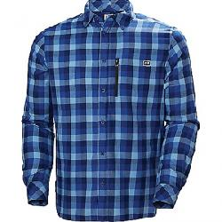 Helly Hansen Lokka Long Sleeve Shirt CATALINA BLUE PLAID