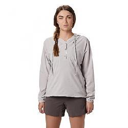 Mountain Hardwear Women's Mallorca Stretch LS Shirt Purple Dusk
