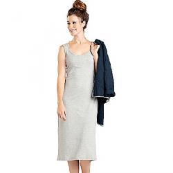 Toad & Co Women's Samba Paseo Midi Dress Heather Grey