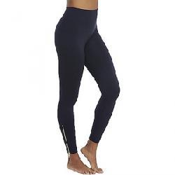 Spanx Women's Look At Me Now Seamless Side Zip Legging Port Navy