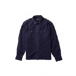 Arbor Men's Foundation Chamois Shirt Indigo