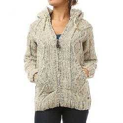 Laundromat Women's Shannon Fleece Lined Sweater Light Natural
