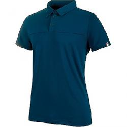 Mammut Men's Trovat Tour Polo Poseidon