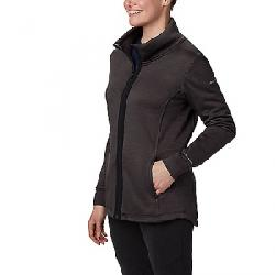 Columbia Women's Place to Place Fleece Full Zip Top Black