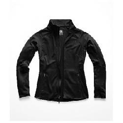The North Face Women's Purna Full Zip Jacket TNF Black / TNF Black