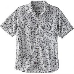Mountain Khakis Men's Adventurist Signature Printed Shirt Linen