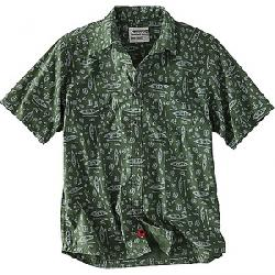 Mountain Khakis Men's Adventurist Signature Printed Shirt Jungle