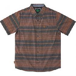 HippyTree Men's Carlsbad Woven Shirt RUST