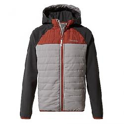 Craghoppers Kid's Avery Hybrid Jacket Cement