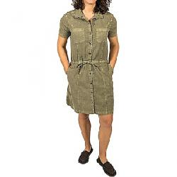 Gramicci Women's Steppin Out Dress Sage Green