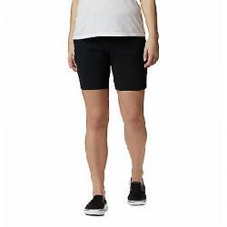Columbia Women's Bryce Canyon Hybrid 7 Inch Short Black