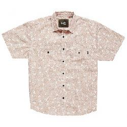 Howler Bros Men's Aransas Shirt Prickly Pear Print Claypot