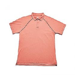 The Normal Brand Men's Performance Polo Red