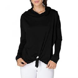Beyond Yoga Women's All About It Tied Hoodie Black