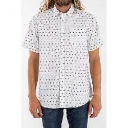 Katin Men's Mission Button Up Shirt White