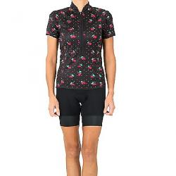 Shebeest Women's Bellissima Jersey Cherry Pie / Black