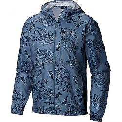 Columbia Men's Flash Forward Printed Windbreaker Jacket Mountain Ole Mtn CSC Print