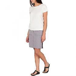 Indygena Women's Hiza Skirt Purple Mauve H