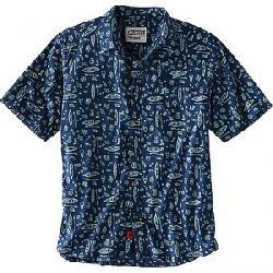 Mountain Khakis Men's Adventurist Signature Printed Shirt Twilight