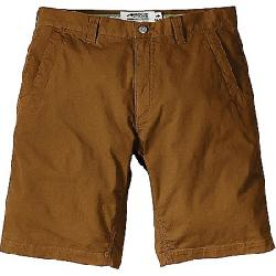 Mountain Khakis Men's All Mountain 10 Inch Slim Fit Short Chestnut