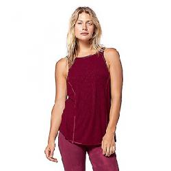 Electric & Rose Women's Finley Rib Tank Burgundy